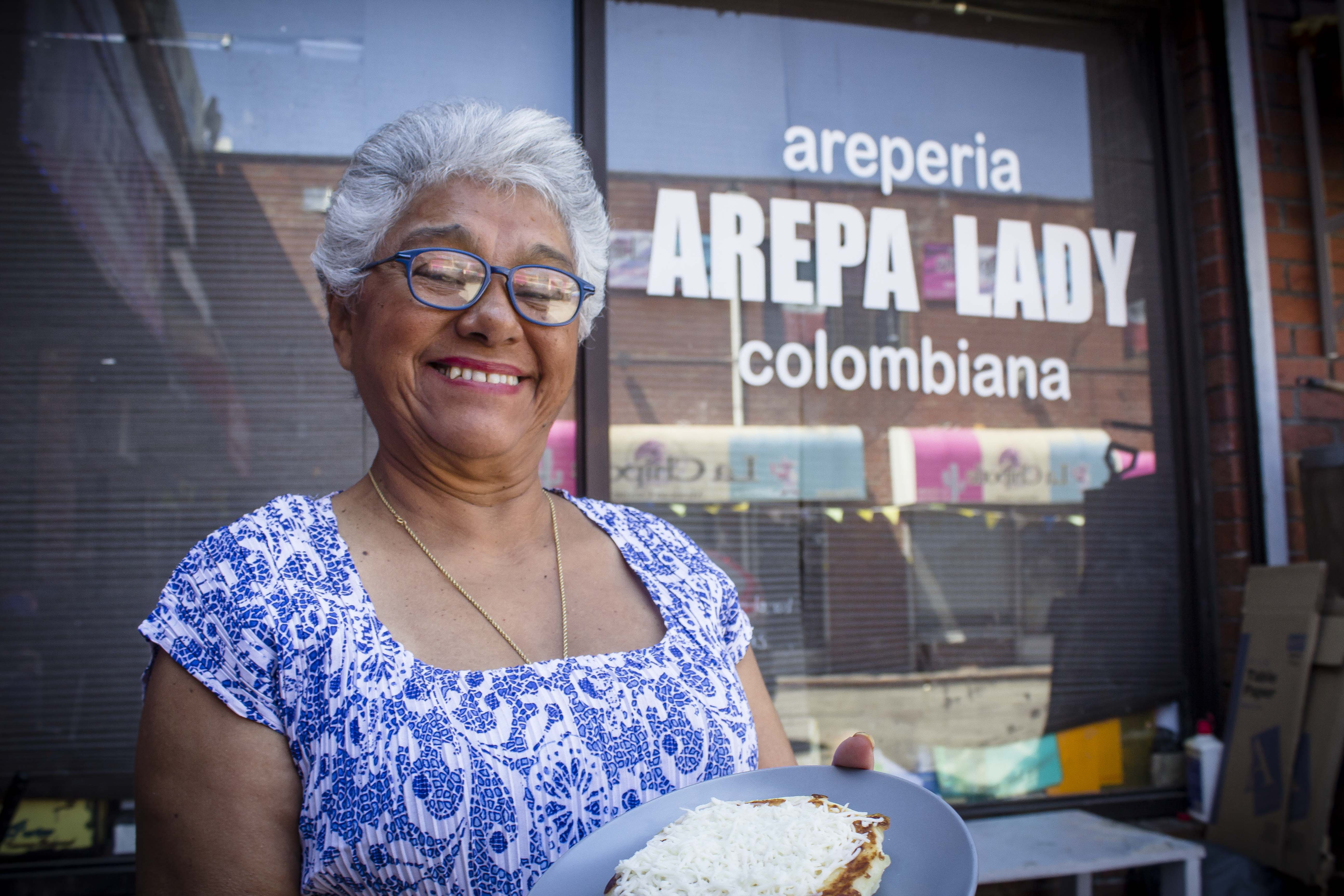 Arepa Lady | © Culture Trip
