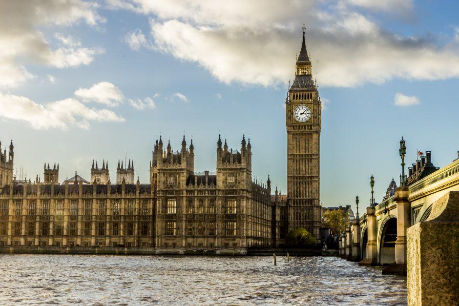 Big Ben, London | © neurotic_buddha/Flickr