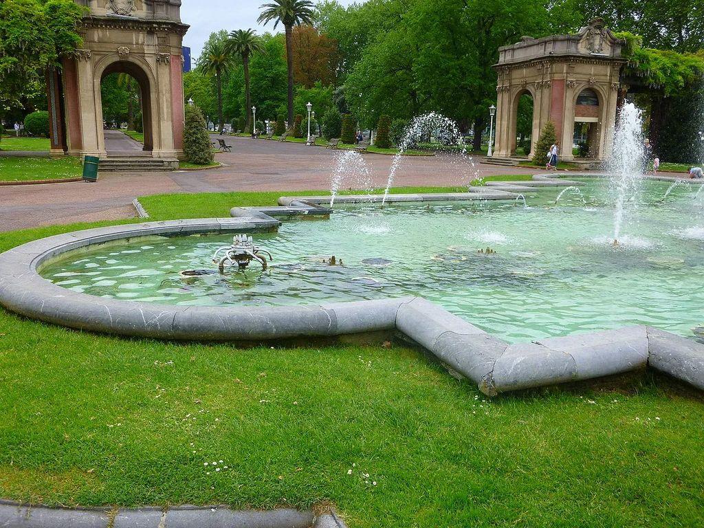 Parque de Doña Casilda Iturrízar | Zarateman / Wikimedia Commons