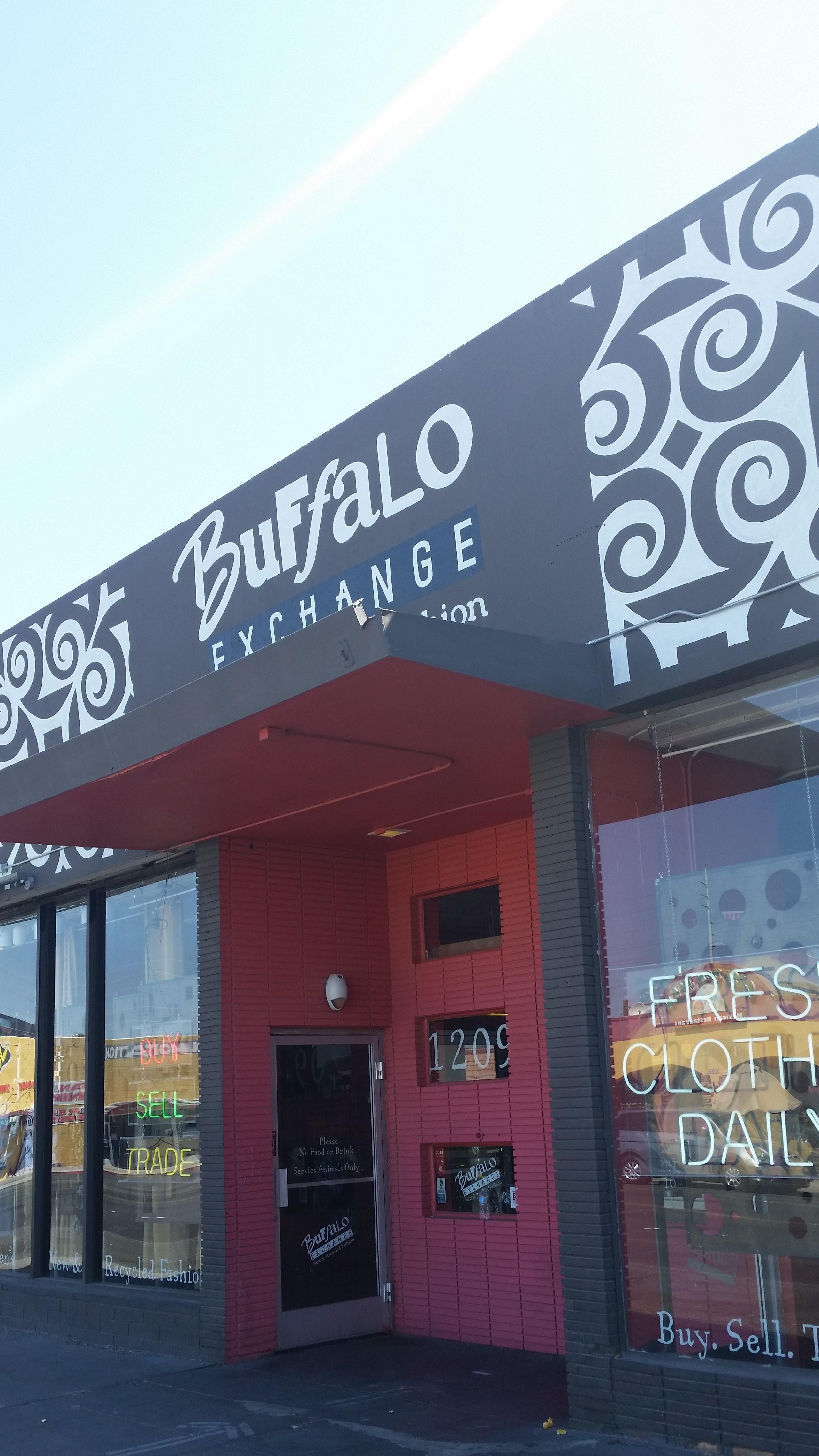 Buffalo Exchange in Las Vegas | © Lauryn Wilder