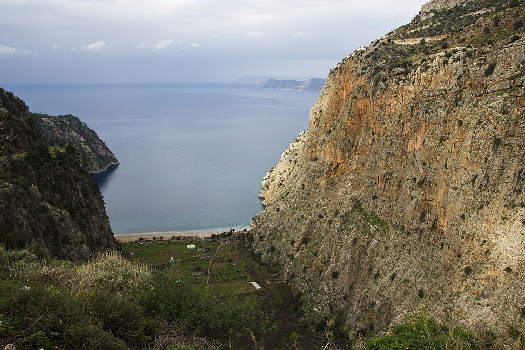 The Most Scenic Places To Go Camping In Turkey