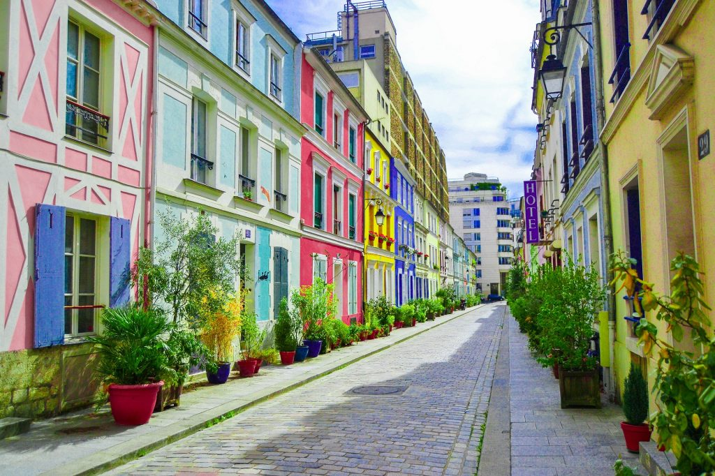 The most beautiful spots in paris that even parisians don for Perspective jardin 78