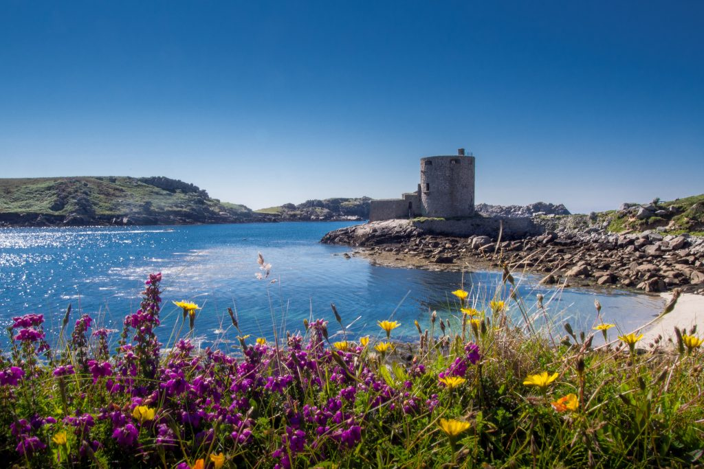 Cromwell's Fort, Isles of Scilly | © Nathan Siemers/Flickr