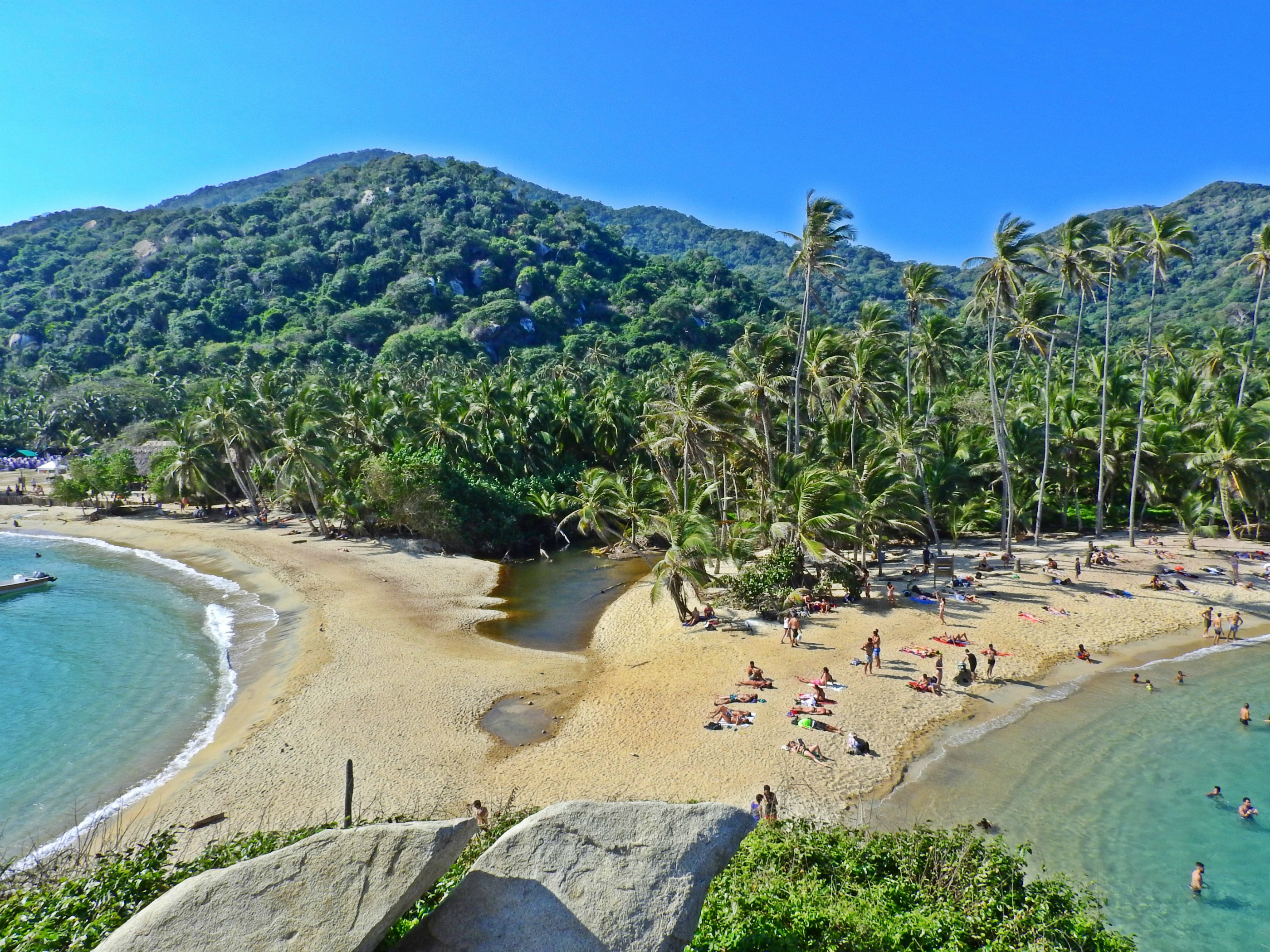 Colombia's Tayrona National Park: What to Expect ...