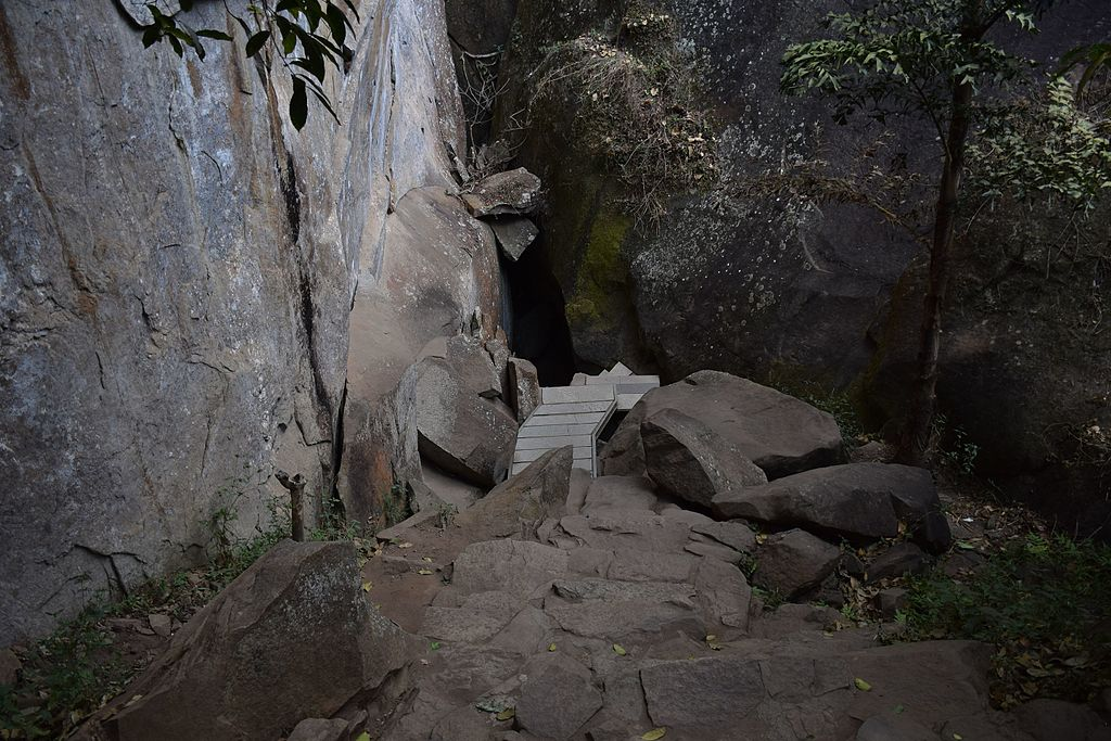 Edakkal caves from the top | © Nithish Ouseph / Wikimedia Commons