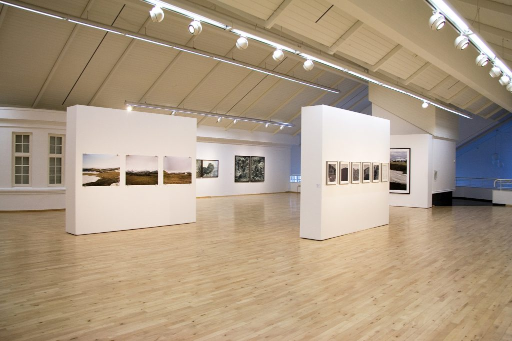 Installation View, 'No Site,' 2015 | Photo by Áslaug Íris Friðjónsdóttir.