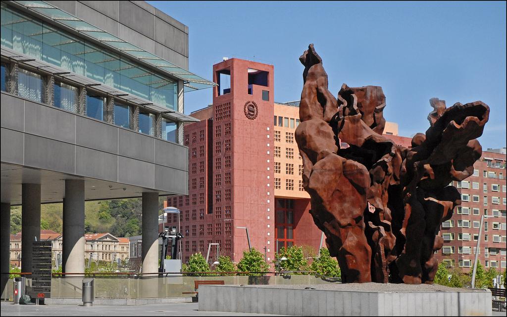 Euskalduna Palace, Bilbao | © Jean-Pierre Dalbéra / Flickr