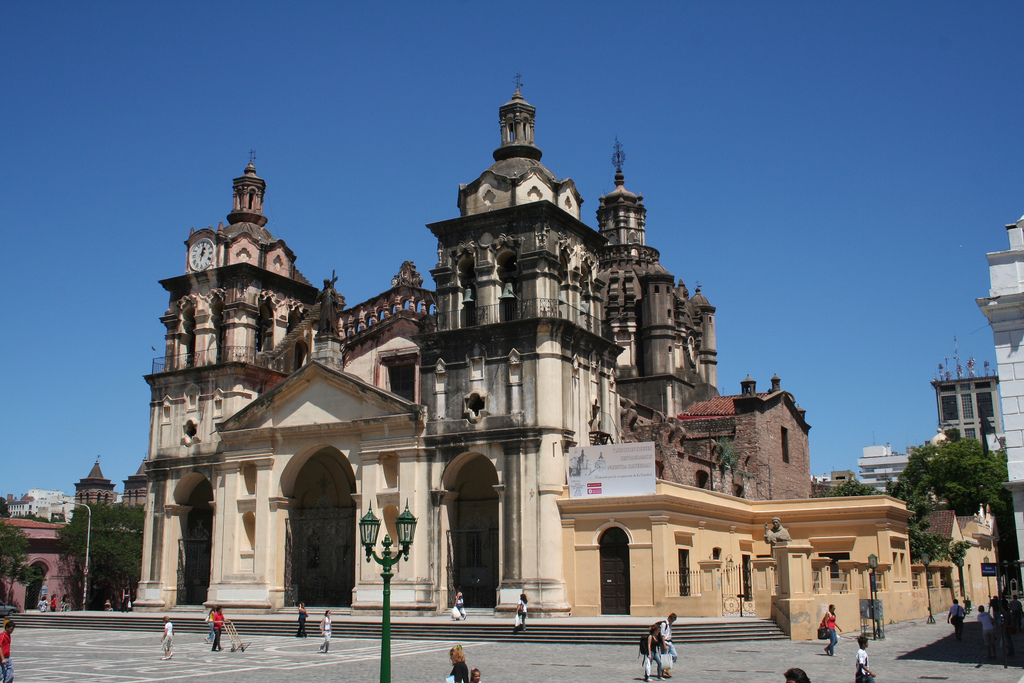 Cathedral of Cordoba' to be stolen from Church and ...  Cordoba Places