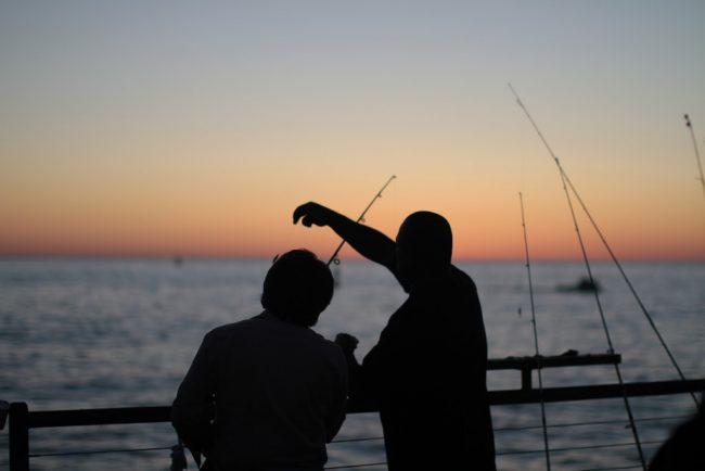 The best places to go fishing in southern california for Best places to fish in california