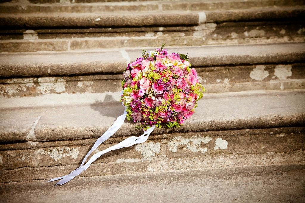 Wedding Bouquet | © Pixabay
