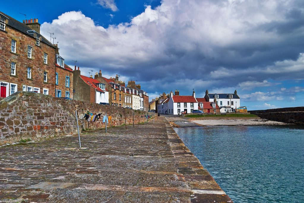 Anstruther | © Pixabay