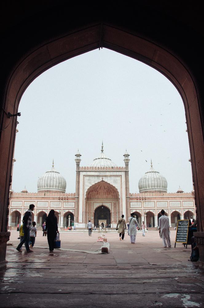 Jama Masjid | Palak Mittal / © Culture Trip