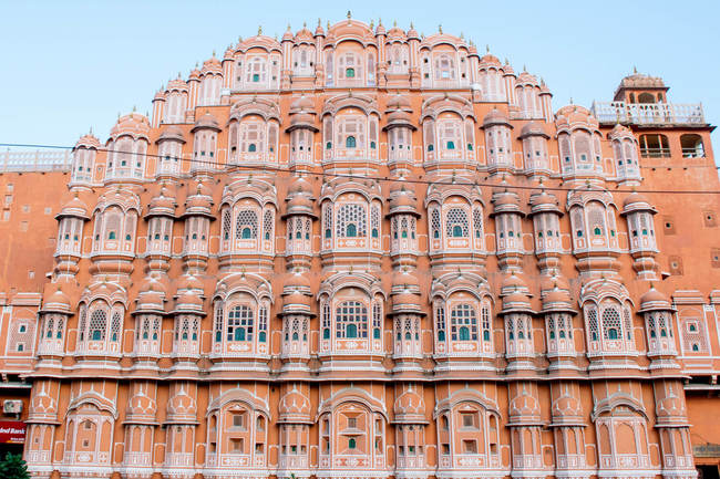 Jaipur the ancient 39 pink city 39 of rajasthan for Home architecture jaipur