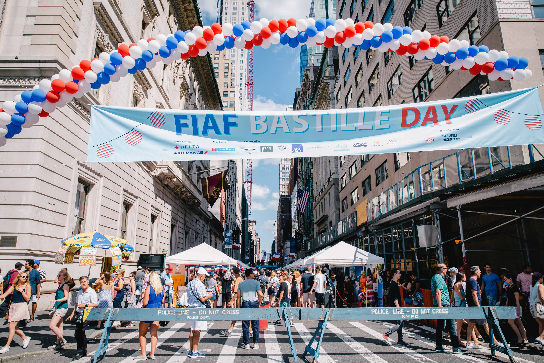 FIAF Bastille Day 2017 | © Natascha Bodemann