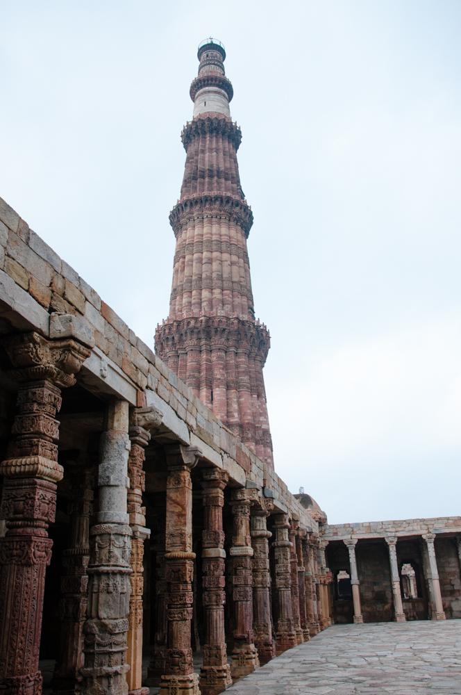 Qutub Minar | Palak Mittal / © Culture Trip