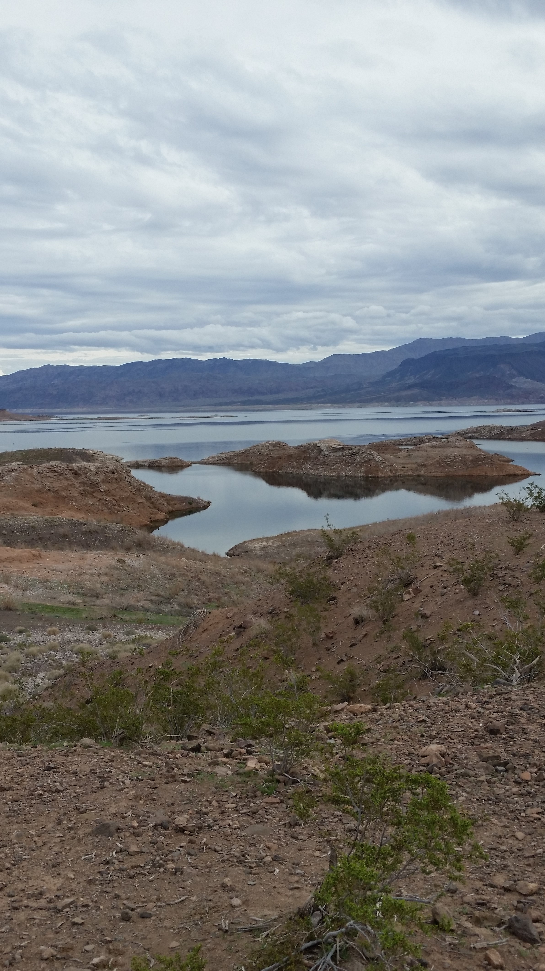 Lake Mead | © Lauryn Wilder