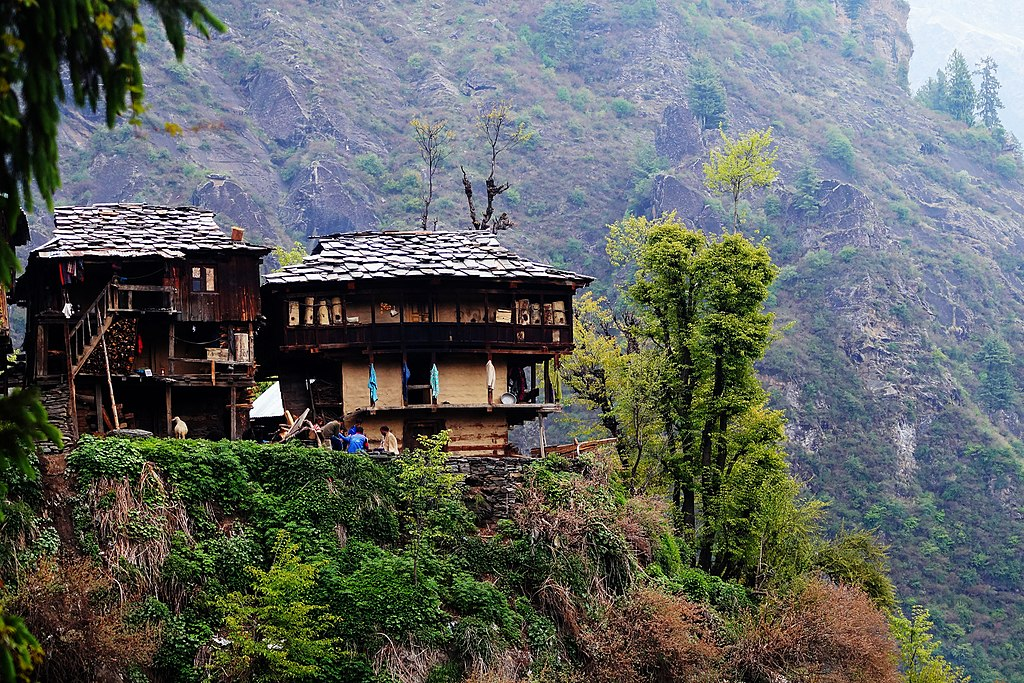 These Stunning Villages in Himachal Pradesh, India Will ...