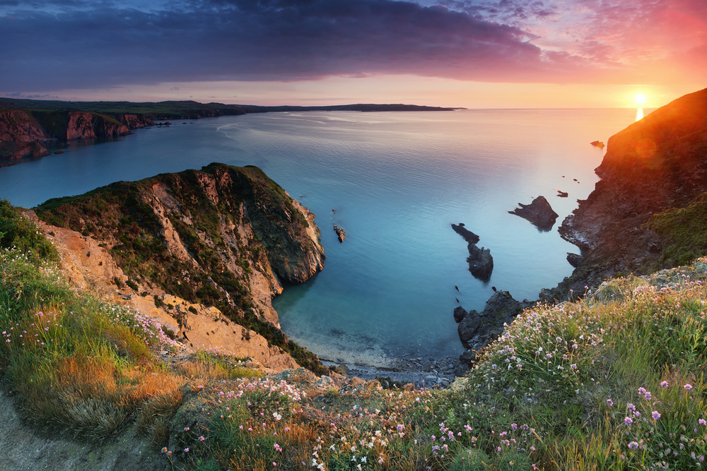 Pembrokeshire coast | © matt_train/Shutterstock