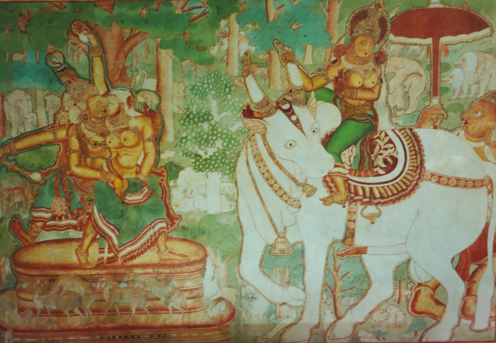 Murals at Mattancherry Palace | © Mark Hills / Wikimedia Commons