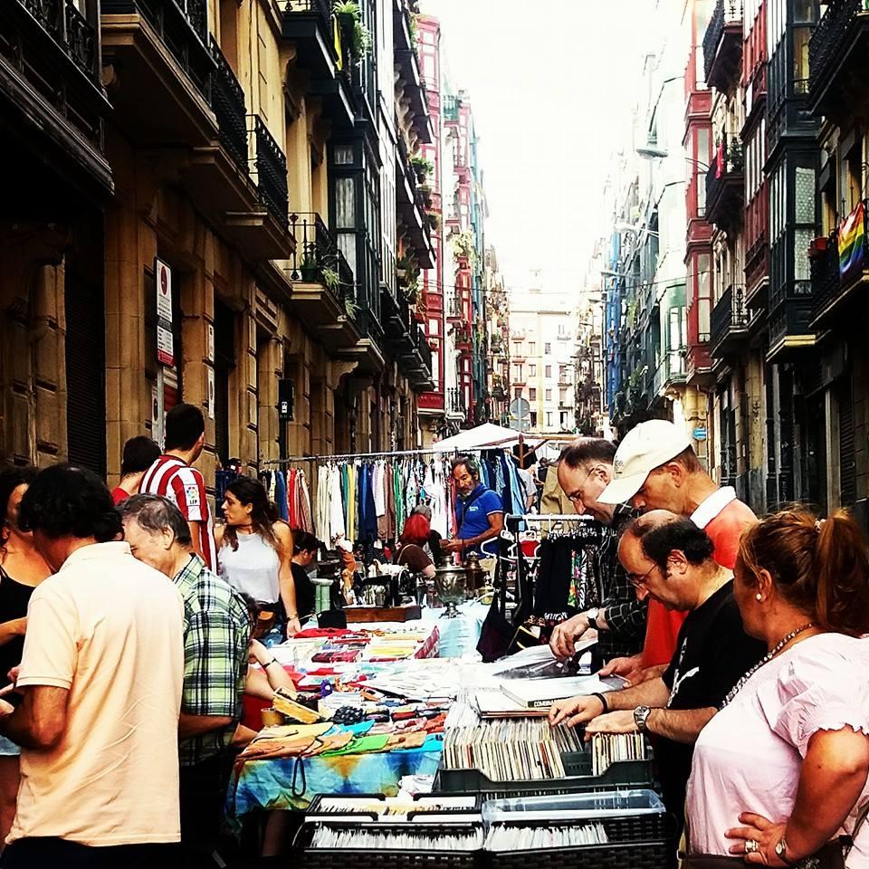 Rastro Dos De Mayo, Bilbao | ©Dos de Mayo Bilbao
