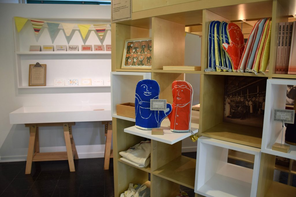 MIAT's Museum Shop | courtesy of MIAT