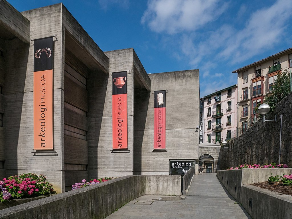 Museo Arqueológico, Bilbao | © Basotxerri / Wikimedia Commons