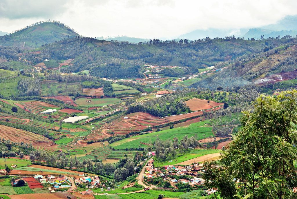 View of Ooty | © Big Eyed Sol / Flickr