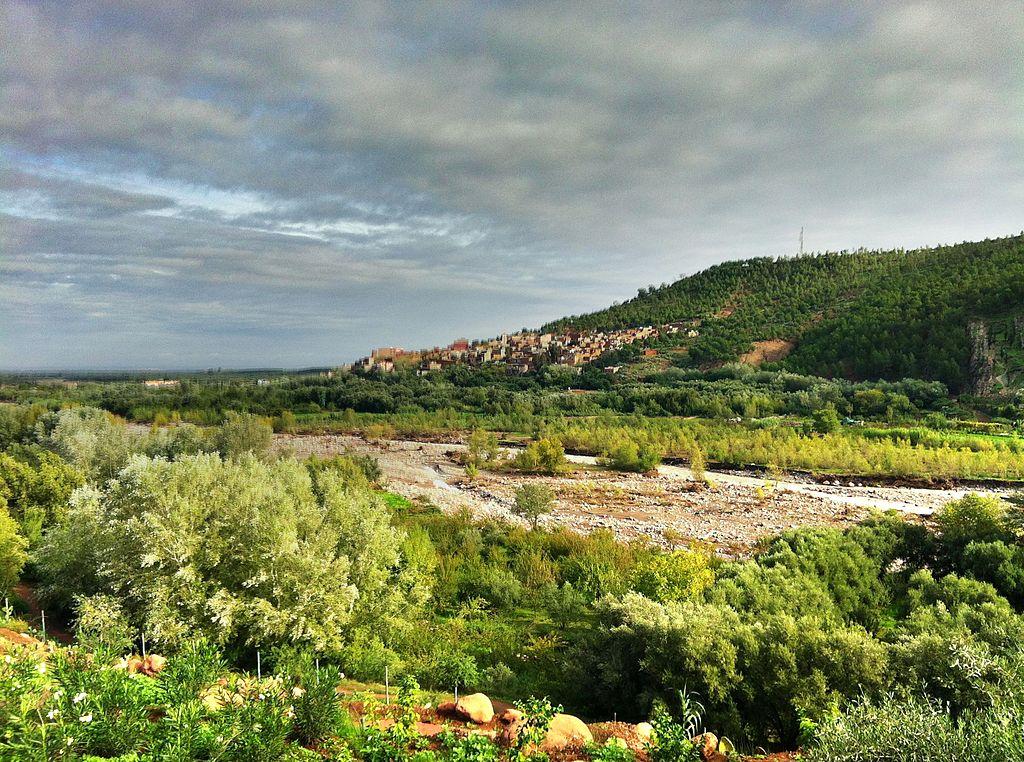 Ourika Valley vistas