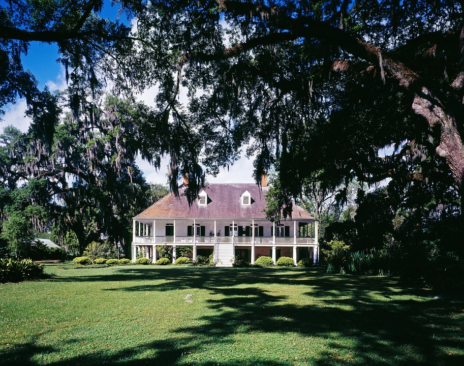 Map Of Louisiana Plantations.10 Notable Southern Plantation Tours In The United States