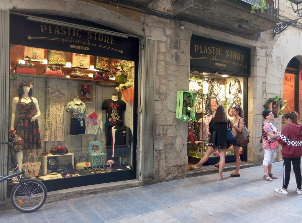 Plastic Store, Girona | ©Plastic Store