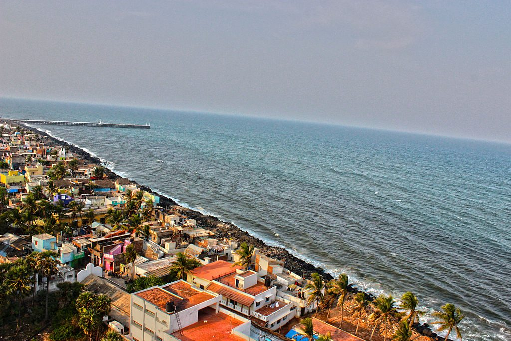 View of Pondicherry | © Karthik Easvur / Wikimedia Commons