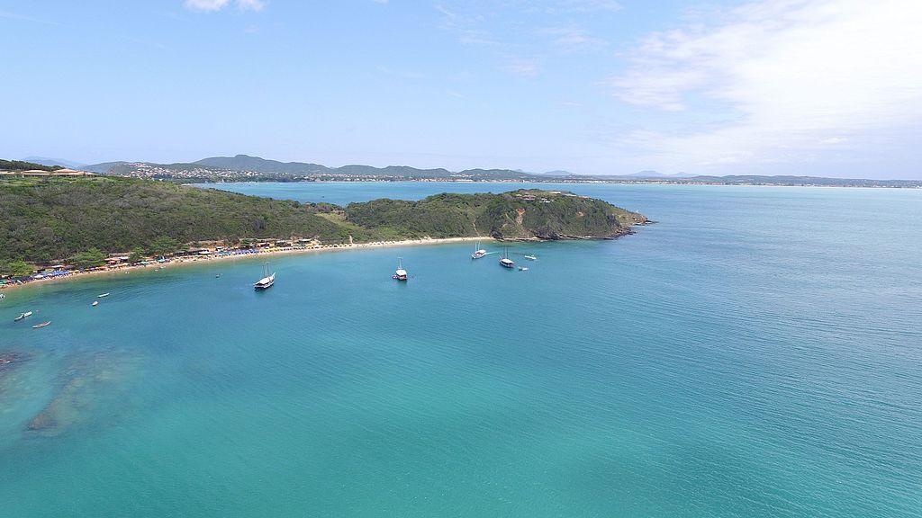 Praia da Tartaruga beach |© Gledson Agra de Carvalho/WikiCommons