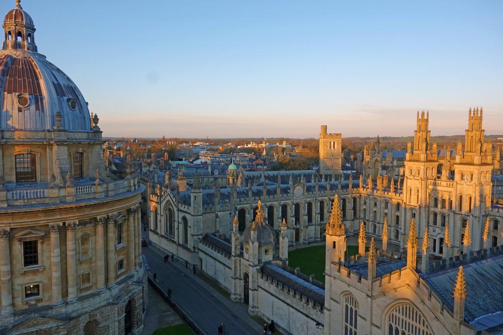 Radcliffe Camera, Oxford | © Tejvan Pettinger/Flickr
