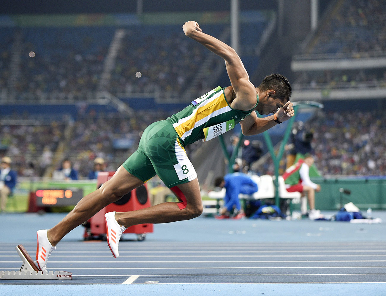 What to Know About Wayde van Niekerk, the South African Athlete ...