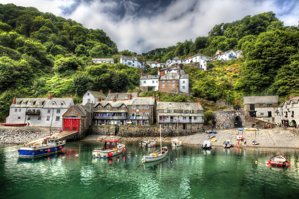 Fishing port in Devon | © Rolf E. Staerk/Shutterstock