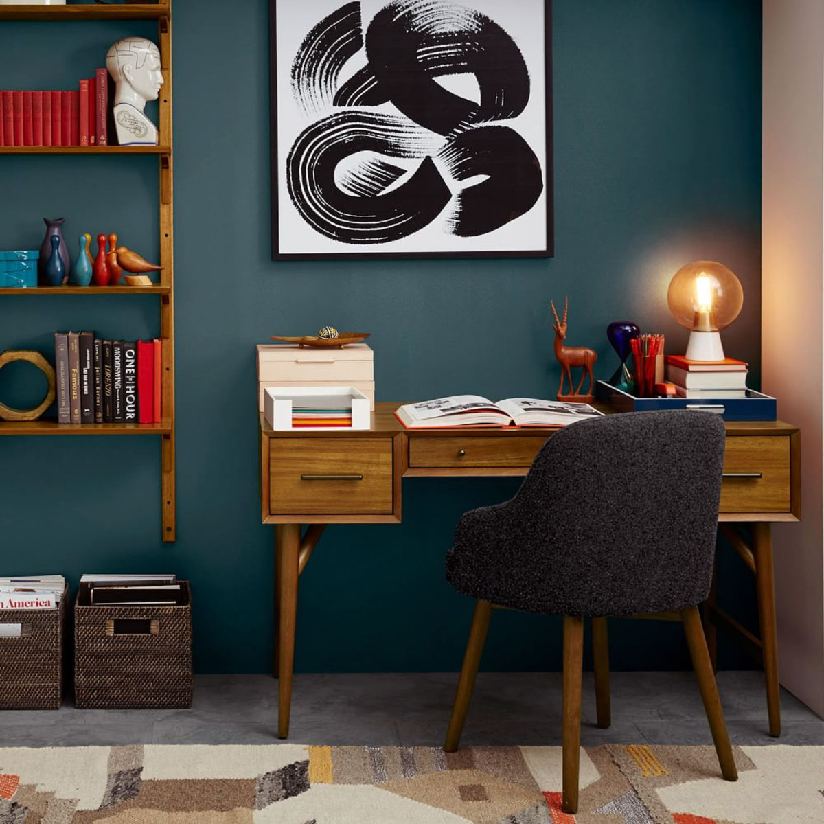 how to create your dream home office