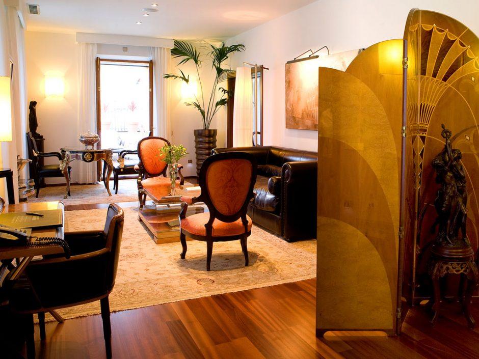 Grand Suite courtesy of Hotel Mirador de Dalt Vila