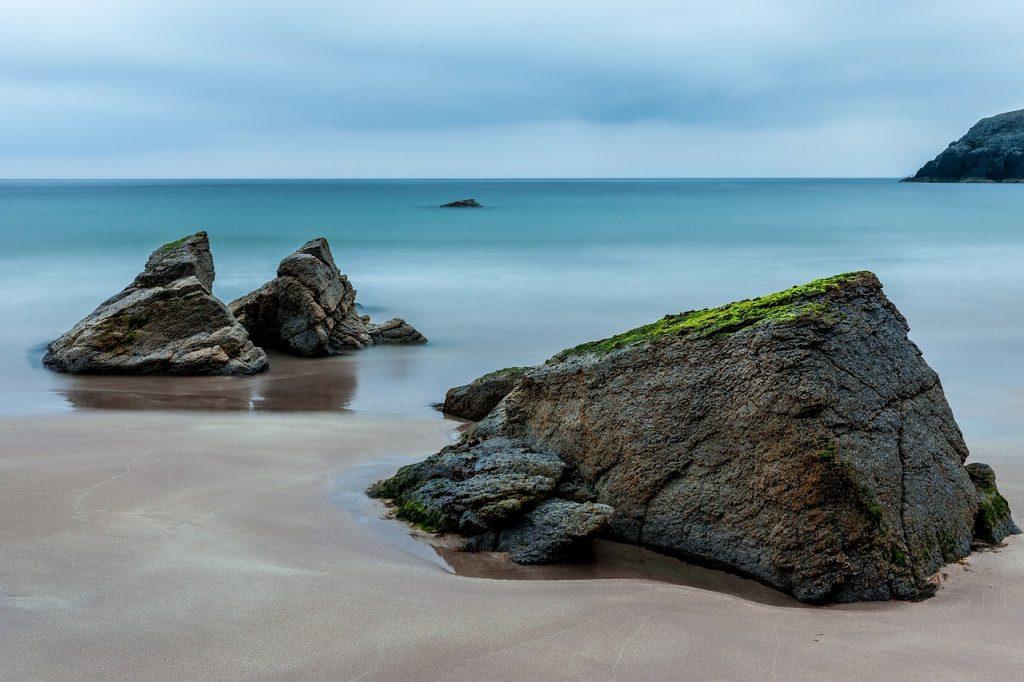 Scotland Beach | © FrankWinkler/pixabay