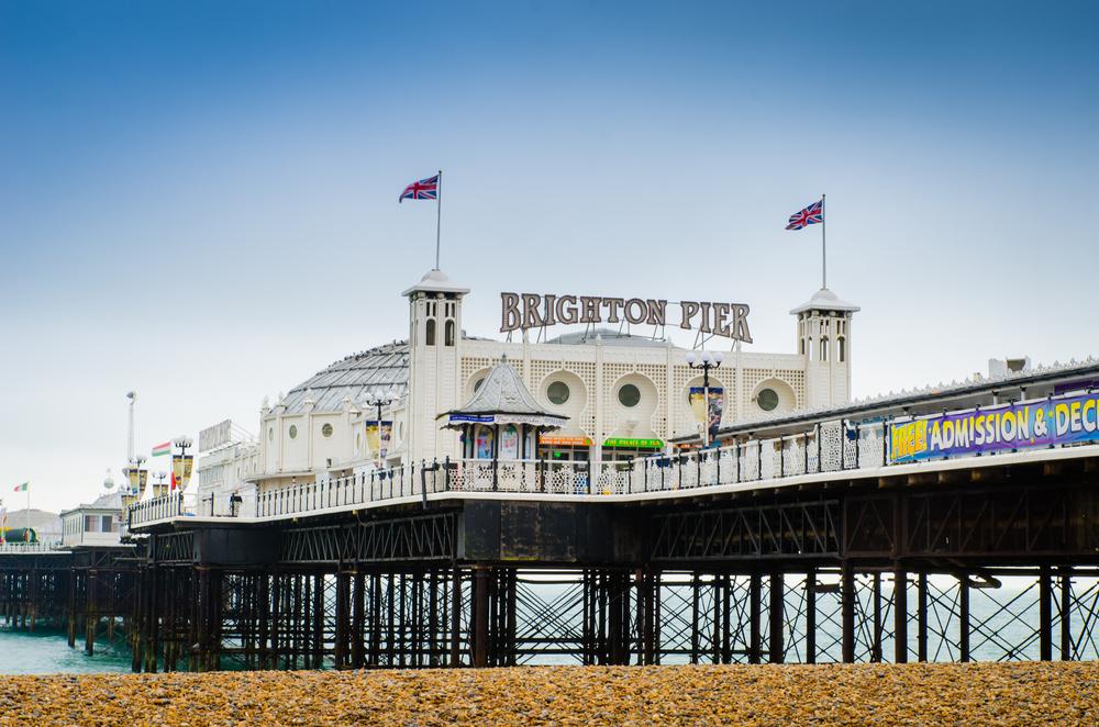 Brighton Palace Pier | © Steve Buckley/Shutterstock
