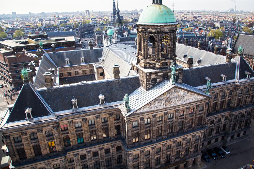 Royal Palace Amsterdam | © Photosmatic/Shutterstock