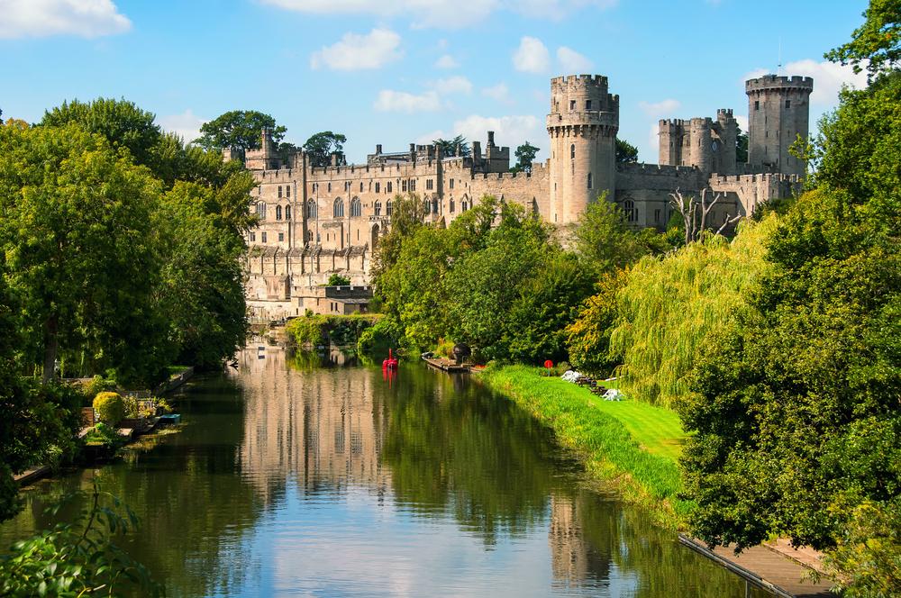 Warwick Castle | © Madrugada Verde/Shutterstock