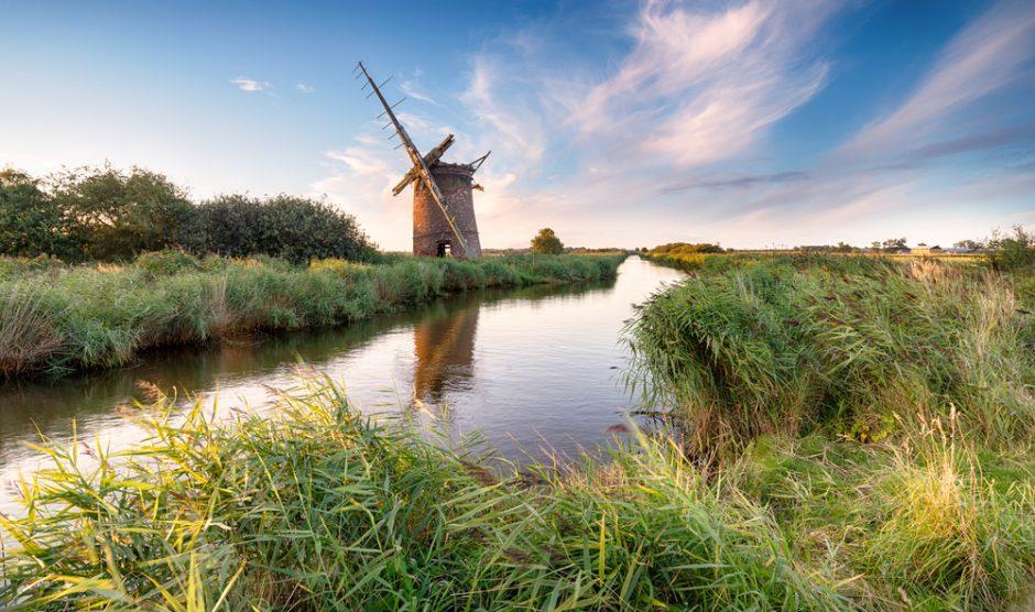 Norfolk Broads | © Helen Hotson/Shutterstock