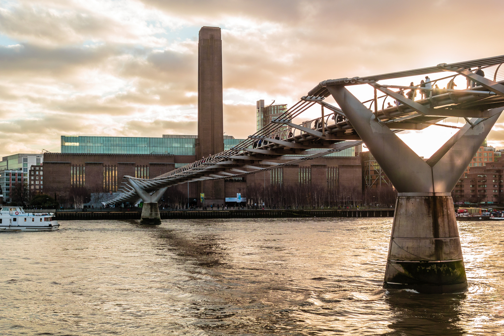 Tate Modern   © inacioluc/Shutterstock