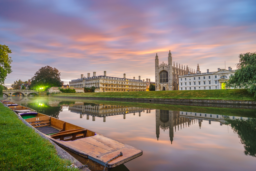 Cambridge | © Pajor Pawel/Shutterstock