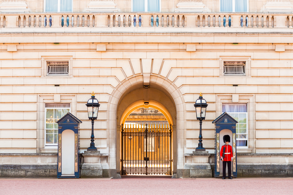 Buckingham Palace | © Ale Argentieri/Shutterstock