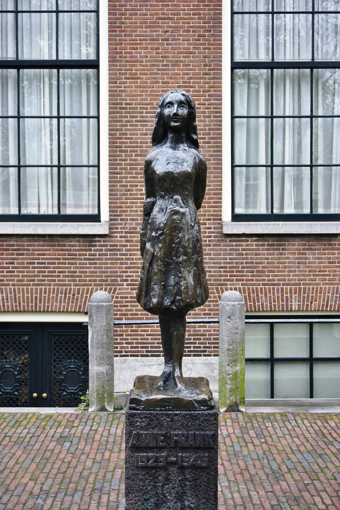 Anne Frank House | © EQRoy/Shutterstock