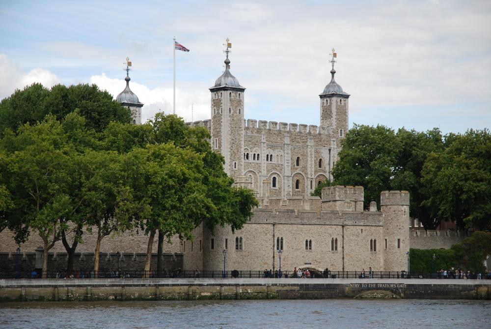 Tower of London | © FLX2/Shutterstock