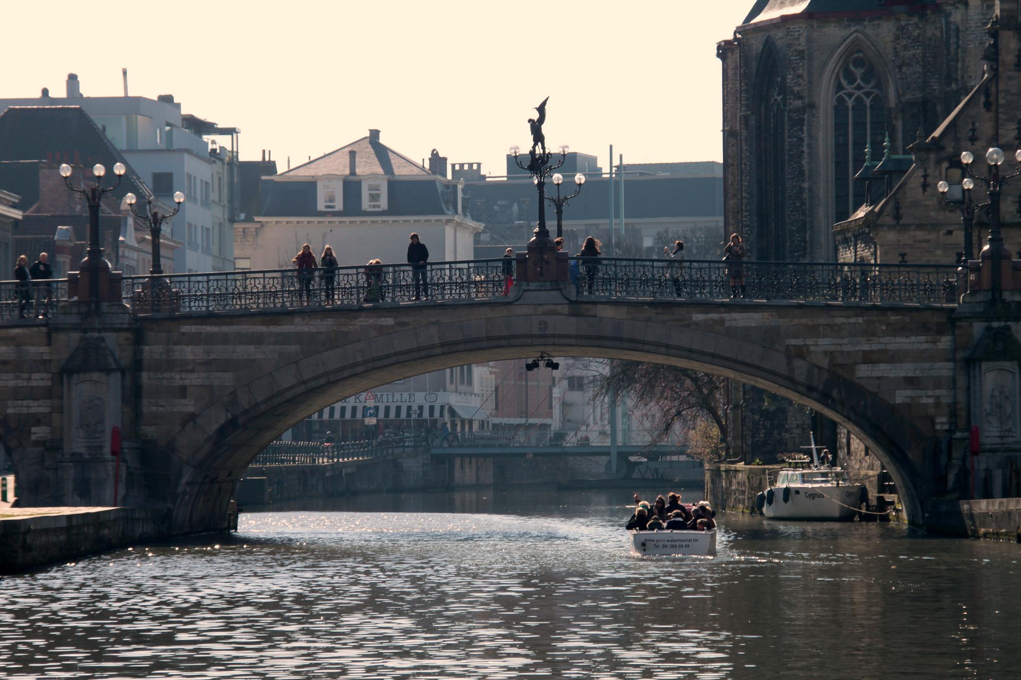 St. Michael's Bridge | © OliBac / Flickr