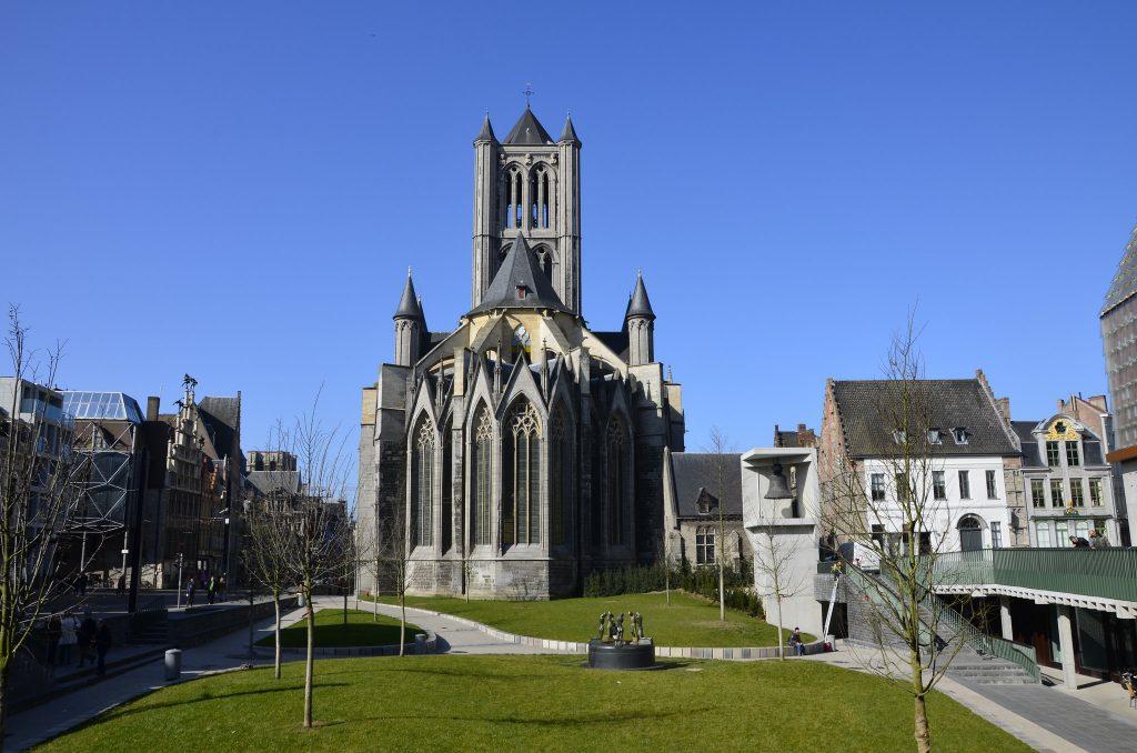 St. Nicholas' Church   courtesy of Visit Ghent