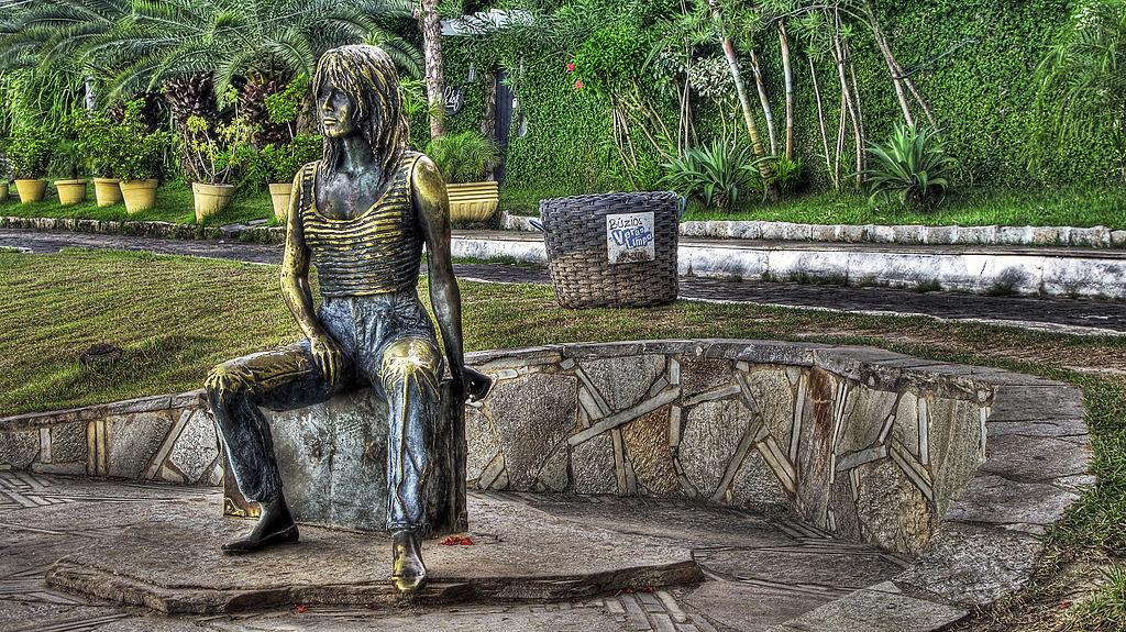 Statue of Brigitte Bardot |©Marcelo César Augusto Romeo/WikiCommons